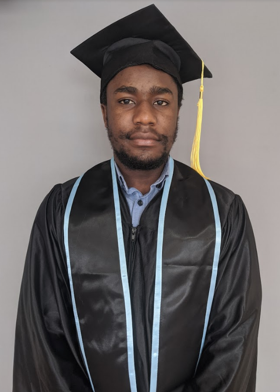 Congrats on your ged graduation Ovitson